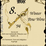 8. Winterparty 1994 in Zolling – Winter Pow Wow