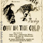 7. Winterparty 1993 – Out in the cold