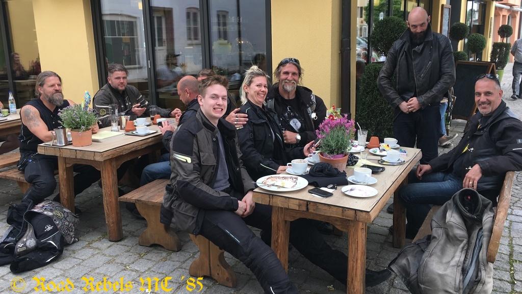 Anschließende Rundfahrt über Beilngries und Schrobenhausen zurück